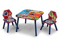 Набор детской мебели Щенячий патруль от DELTA CHILDREN, фото 1