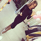 Сукня жіноча фуляр довжина 1 м 10 см довге, фото 2