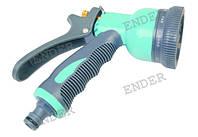 Пистолет для полива Ender 8 режимов полива