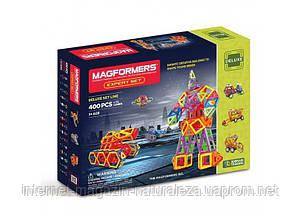 Магнитный конструктор Magformers Эксперт, 472 деталей