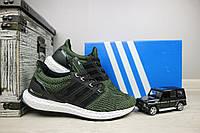 Кроссовки Classik А376 (Adidas Brand) (весна/осень, мужские, текстиль, хаки)