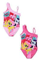 Цільний купальник для дівчаток Little Pony 92-116 років, фото 1