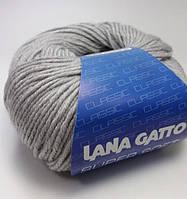 Lana Gatto super super серый меланж