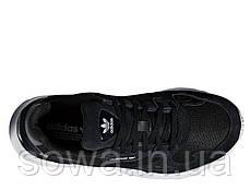 "✔️ Кроссовки Adidas Falcon W ""Black"" , фото 3"