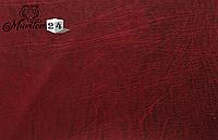 Винилискожа бордовый Гладкий, фото 1