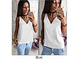 Блузка літо від виробника 42 44 46 48 50 Р, фото 2