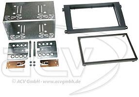 Переходная рамка ACV 381323-01 для Porsche Cayenne