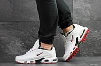 Мужские кроссовки Nike Air Max Plus Tn Ultra, артикул: 7507 белые, фото 1