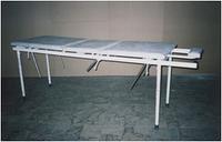 КУШЕТКИ МАССАЖНЫЕ КМ - 1 и КМ - 2 (стационарная высота панели)