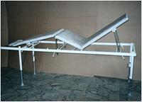 КУШЕТКИ МАССАЖНЫЕ КМ – 3 и КМ-4 (регулировка панели по высоте)