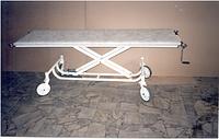 Тележка Для Перевозки Больных Функциональная Мод. ТБФ – 2 (винтовой механизм подъема панели)