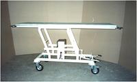Тележка Для Перевозки Больных Функциональная Мод. ТБФ – 2г (гидравлический механизм подъема панели)