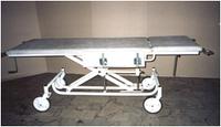Тележка Для Перевозки Больных Функциональная ТБФ - 3(винтовой механизм подъема панели)