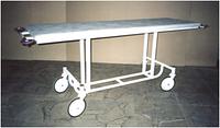 Тележка Для Перевозки Больных Функциональная ТБФ - 4(винтовой механизм подъема панели)