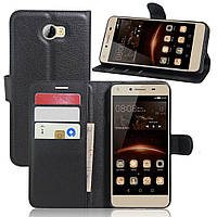 Чехол-книжка Litchie Wallet для Huawei Y5 II Черный