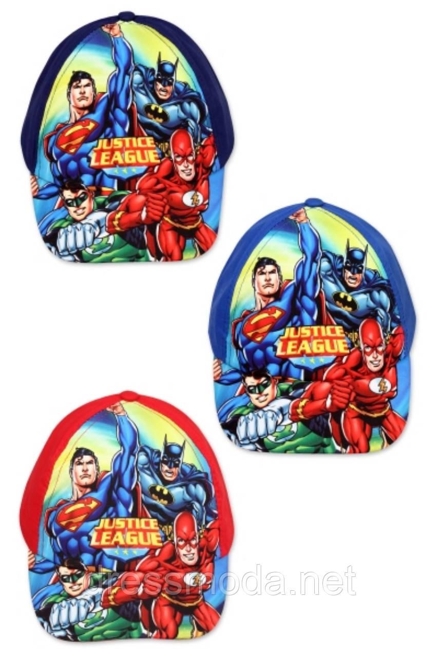 Кепки детские для мальчиков Avengers от Disney 54-56 cm