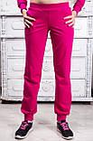 Спортивные штаны  женские с манжетами красивые 42 44 46 48 50 Р, фото 3