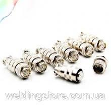 Роз'єм XS12 K2P кабельний, штекер, 2pin
