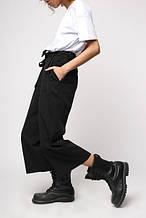 Штаны женские черные от бренда ТУР Синдел (Sindel) размер S, M