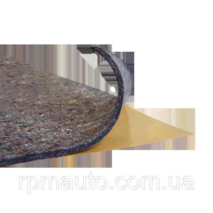 Шумоізоляція Авто Повсть СТК CAIMAN 5 мм 50х80 см Обесшумка Шумка Антискрип Теплошумоізоляція Автомобіля