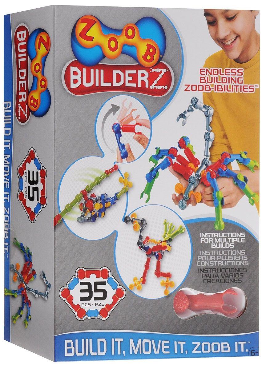 Конструктор Zoob BuilderZ 35 элементов (OZ11035)