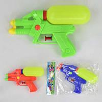 Водный пистолет 8003 (576) 3 цвета, в кульке