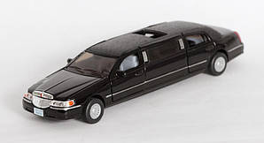 1:38 Lincoln Town Car Stretch Limousine 1999