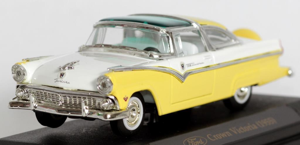 1:43 Ford Crown Victoria 1955 г.
