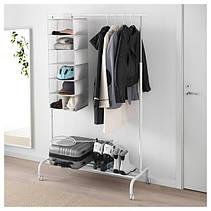 Підвісні аксесуари для зберігання одягу