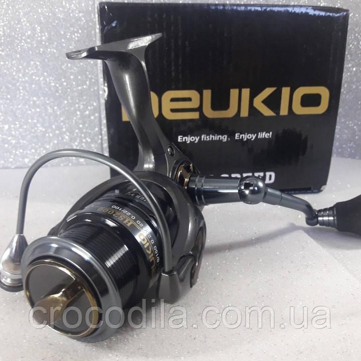 Спиннинговая котушка Deukio HS 3000