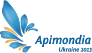 Проведения в Украине Апимондия-2013