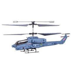 Вертолет Syma S108G с 3-х канальным и/к управлением и гироскопом 22см