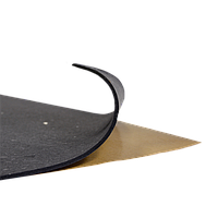 Шумоизоляция Авто СТК Faton Black 8 мм 100х50 см Обесшумка Шумка Антискрип Теплошумоизоляция Автомобиля