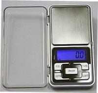 Карманные ювелирные высокоточные  весы до 500 грамм