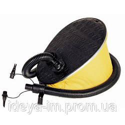 Насос ножной для надувных изделий 29-22 см