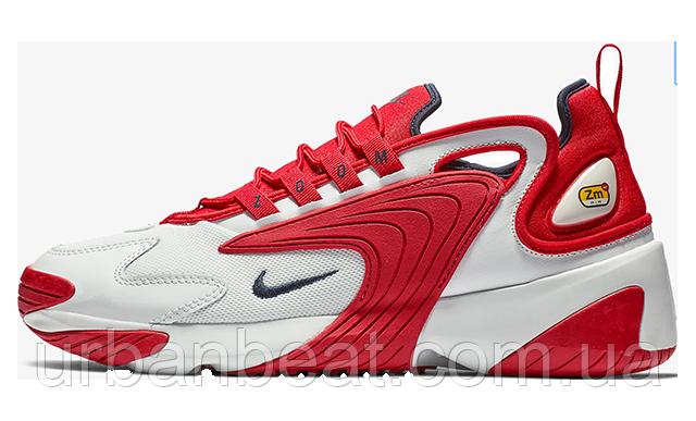 3dfe09914 Мужские кроссовки Nike Zoom 2K Red/White Оригинал. 2 999 грн. В наличии.  Купить
