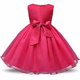 Красивое платье для девочки  размер 92., фото 2