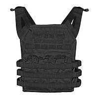 Плитоноска Mil-tec Vest GEN II Черная
