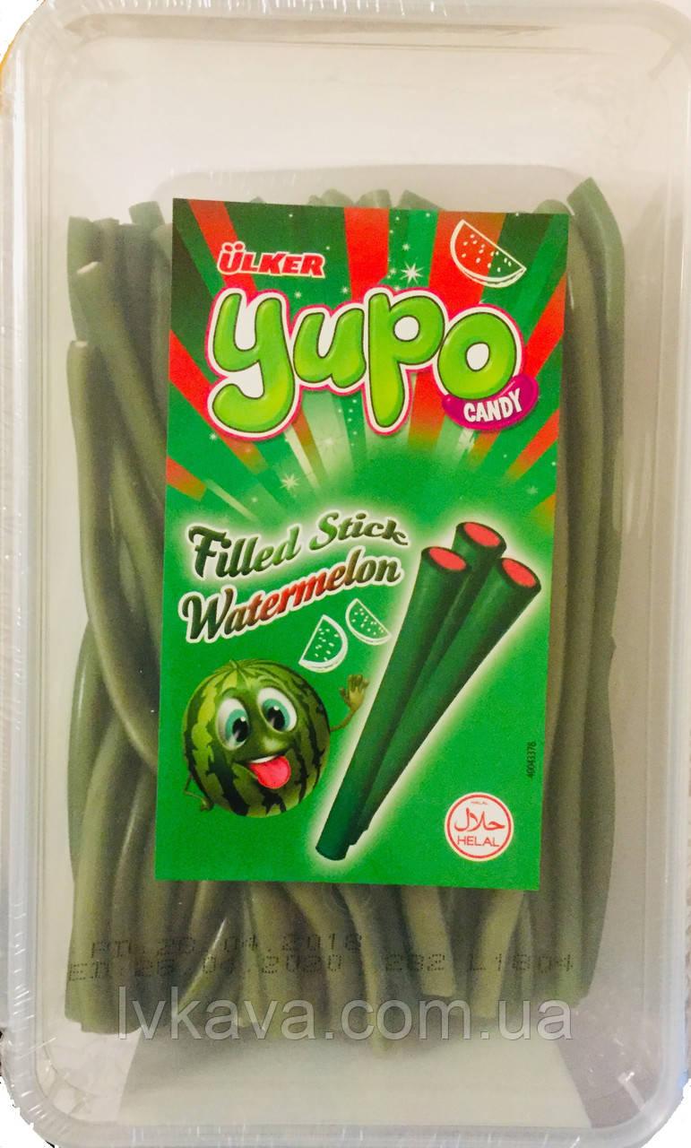 Желейные конфеты Yupo Ulker арбуз , 1200 гр