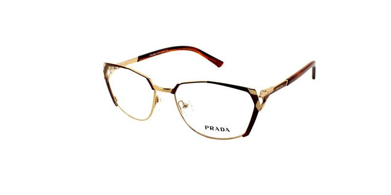 Молодежная оправа для очков 2019 Prada