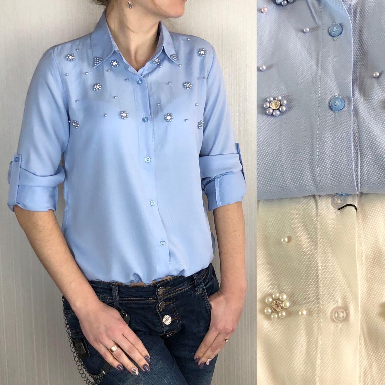 28aefaf27937 Женская рубашка камни Турция - купить по лучшей цене в Украине от ...