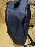 Рюкзак calvin klein jeans с кожаным дном Унисекс Спортивный городской стильный только ОПТ, фото 3