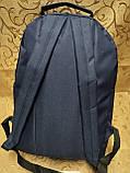 Рюкзак calvin klein jeans с кожаным дном Унисекс Спортивный городской стильный только ОПТ, фото 4
