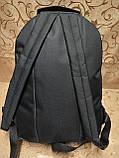 Рюкзак calvin klein jeans с кожаным дном Унисекс Спортивный городской стильный только рюкзаки оптом, фото 6