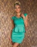 Платье баска шик  42 44 46 48 50 Р, фото 4