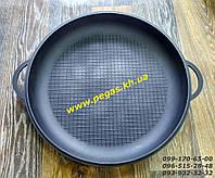 Крышка сковорода чугунная 400 мм. чугунное литье