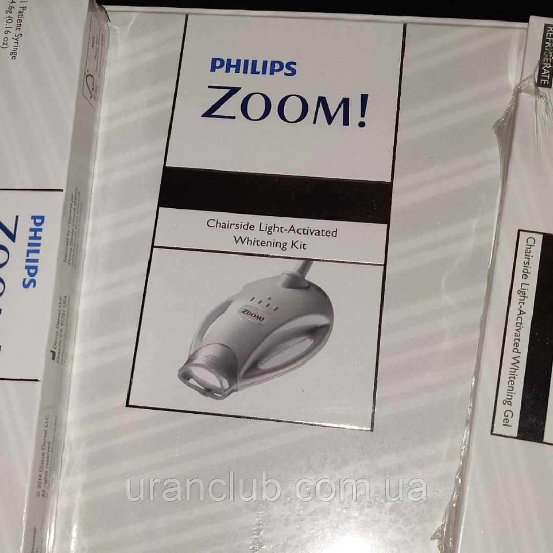 Набор для клинического отбеливания zoom philips 25 % для 1 пациента