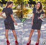 Платье с баской длинна 90см 42 44 46 48 50 Р, фото 5