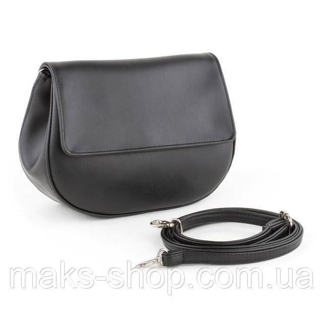 e84642020373 Сумка через плечо женская черная код 5-29 - Maks Shop- надежный и  перспективный