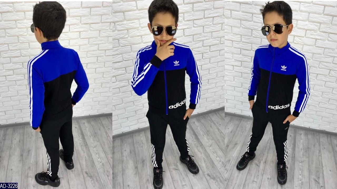 Спортивный костюм детский для мальчика  рост от 122 до 146  Одесса 7 км